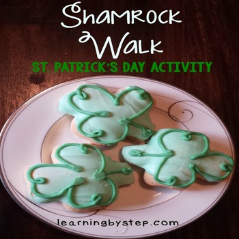 St. Patrick's Day Shamrock Walk