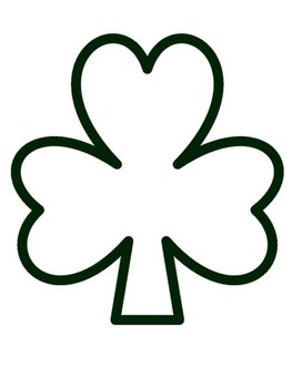 St. Patrick's Day Shout-Out FREEBIE