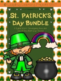 St. Patrick's Day Sight Word Emergent Reader Bundle and Teacher Lap Books