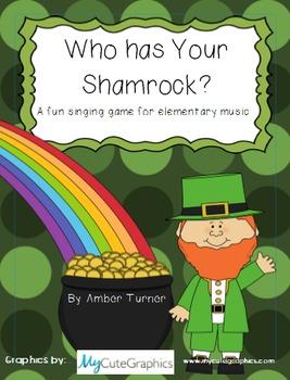 St. Patrick's Day Singing Game