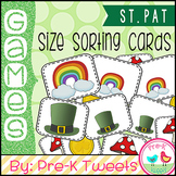 St. Patrick's Day Size Sorting Cards