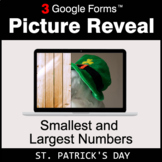 St. Patrick's Day: Smallest and Largest Numbers - Google F