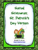 St. Patrick's Day Social Scenarios