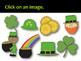 St. Patrick's Day Solfege Reading Practice Interactive Game {sol mi}