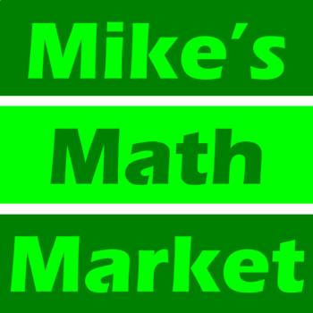 St. Patrick's Day - Solving Proportions - 7 Math-Then-Graph Activities Bundle