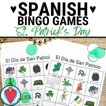 Dia De San Patricio Spanish Teaching Resources | Teachers Pay Teachers