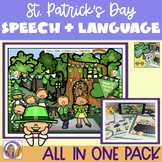 St Patrick's Day Speech & Language Pack