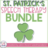 St. Patrick's Day Speech Therapy Bundle!
