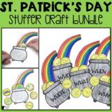St. Patrick's Day Speech Therapy Stuffer Craft Bundle