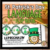 St. Patrick's Day Speech and Language | March Speech Therapy Activities | Spring