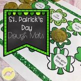 St. Patrick's Day Speech and Language Smash Mats