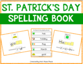 St. Patrick's Day Spelling Book (Adapted Book)