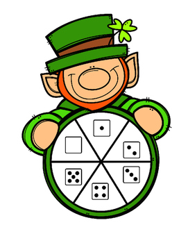 St Patrick's Day Spinning Equations