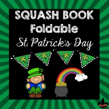 St. Patrick's Day Squash Book