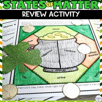 St Patricks Day States of Matter Activity