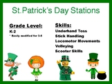 St.Patrick's Day Station Posters (5 Stations)