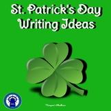 St. Patrick's Day Stationery/Writing Ideas