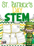 St. Patrick's Day Stem (March STEM)