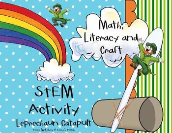 St. Patrick's Day Stem, Math, Literacy and Craft