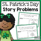 St. Patrick's Day Story Problems