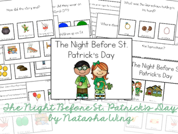 STORY TIME PACK: ST. PATRICK'S DAY