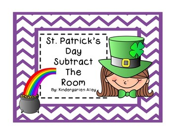 St. Patrick's Day Subtract The Room