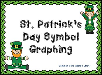 St. Patrick's Day Symbol Graphing