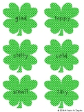 St. Patrick's Day Synonym Matching Game