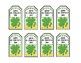 St. Patrick's Day Tags - Treat Bag Tags