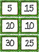 St. Patrick's Day Tally Mark Task Cards