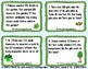 St. Patrick's Day Task Cards (Freebie)