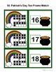 St. Patrick's Day Ten Frame Match