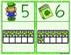 St. Patrick's Day Ten Frames