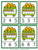 St Patrick's Day Ten Frames Count and Clip Cards Numbers 0-10