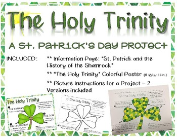 St. Patrick's Day - The Holy Trinity