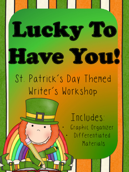 St. Patrick's Day Themed Writing: Writer's Workshop