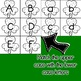 St. Patrick's Day Themed Alphabet Matching Game