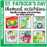 St. Patrick's Day Themed Centers and Activities for PreK
