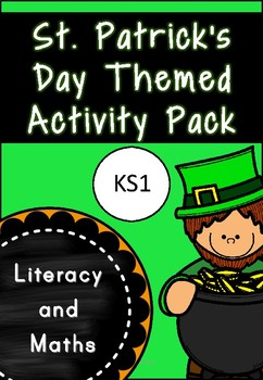St. Patrick's Day Themed Literacy and Maths Activity Pack