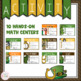 St. Patrick's Day Themed Math Centers