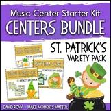 St. Patrick's Day Themed Music Center Starter Kit - Variet
