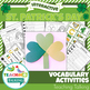 St. Patrick's Day Themed Speech Therapy Activities Value Bundle