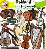 St. Patrick's Day- Traditional Irish Instruments