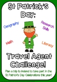 St Patrick's Day Travel Agent Challenge!
