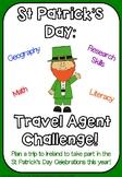 St Patrick's Day Travel Agent Challenge!