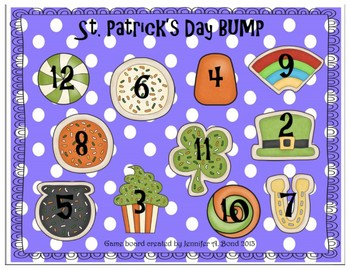 St. Patrick's Day Treat BUMP