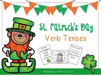 St. Patrick's Day Verb Tenses