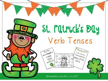 St. Patrick's Day Verb Tenses