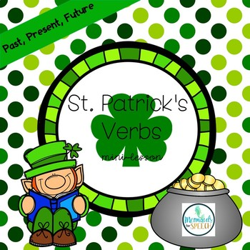 St. Patrick's Day Verbs