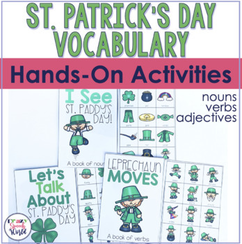St. Patrick's Day Vocabulary Activities